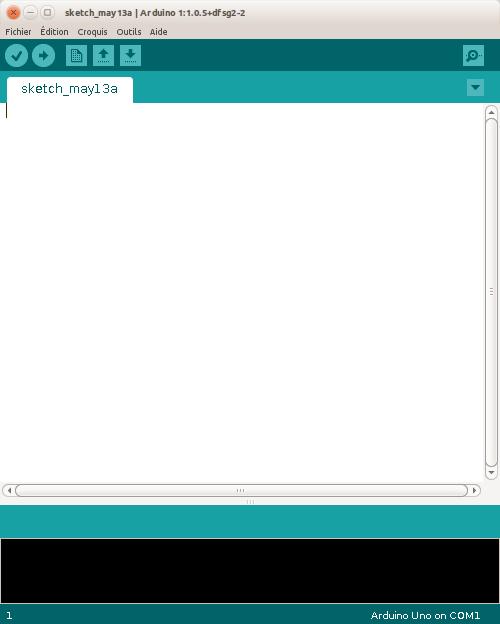 IDE arduino linux
